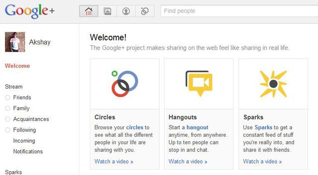 Review: Google+, Reinvigorating the Social Scene   Debug Mind